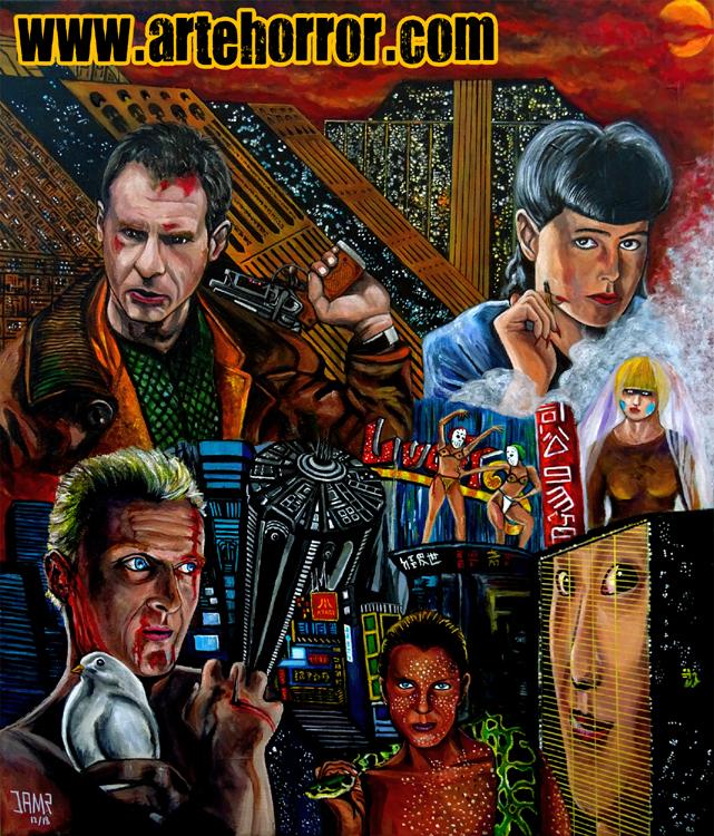 Blade Runner J.A.Mendez