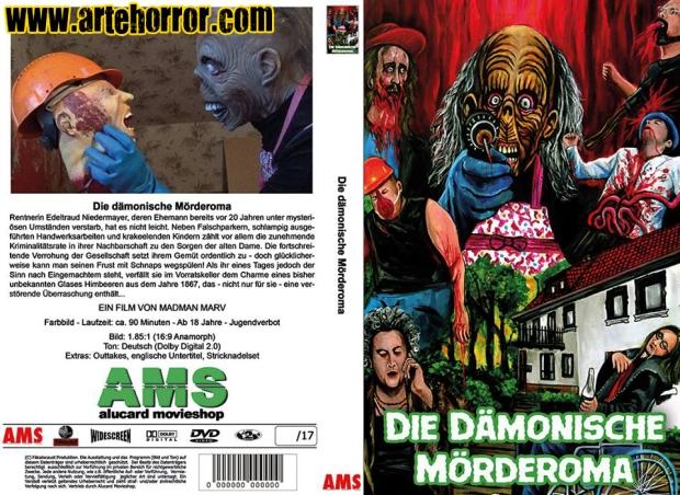 Alucard dvd cover