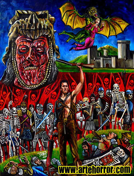 Army of darkness Josef Mendez