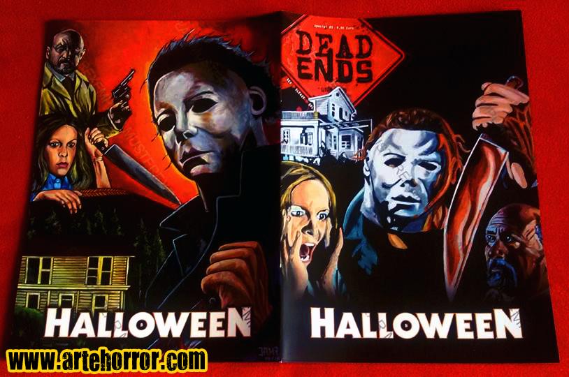 Dead Ends Halloween Abril 2019