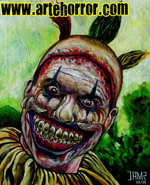 Twisty Josef Mendez