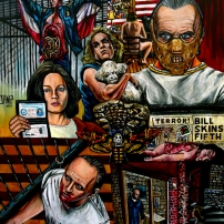silence of the lambs by Josef Mendez
