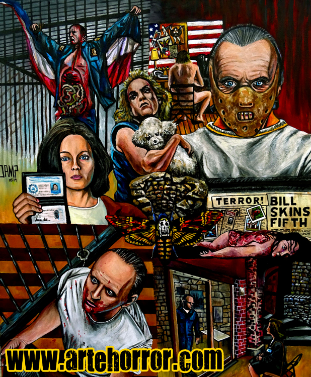 silence of the lambs by Josef Mendez.jpg