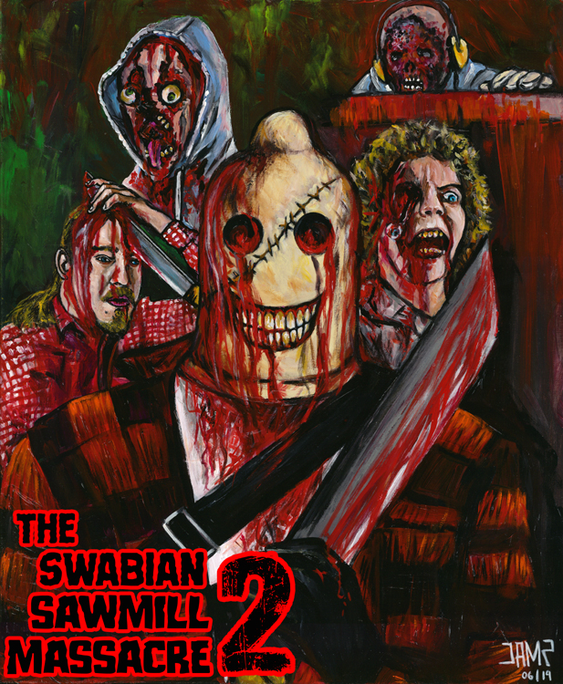 THE SWABIAN SAWMILL MASSACRE 2 Josef Mendez