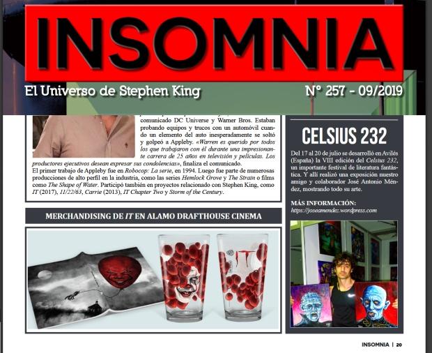 Insomnia 09-2019