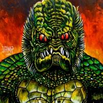 Gillman monster squad Josef Mendez