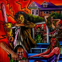 Texas Chainsaw Massacre Josef Mendez