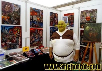 09 Celsius 2021 Shrek